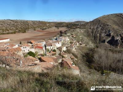 Parque Natural del Barranco Río Dulce;senderismo cadiz rutas senderismo cantabria rutas
